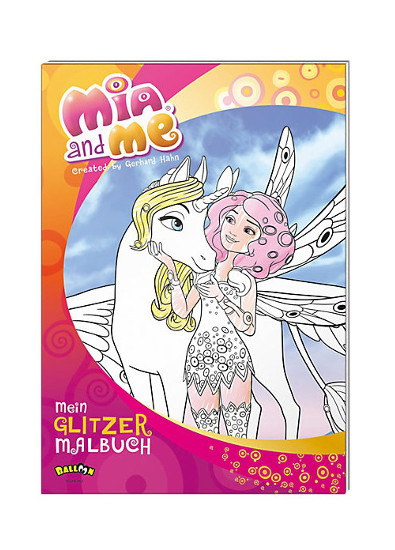 mia-and-me-malbuch