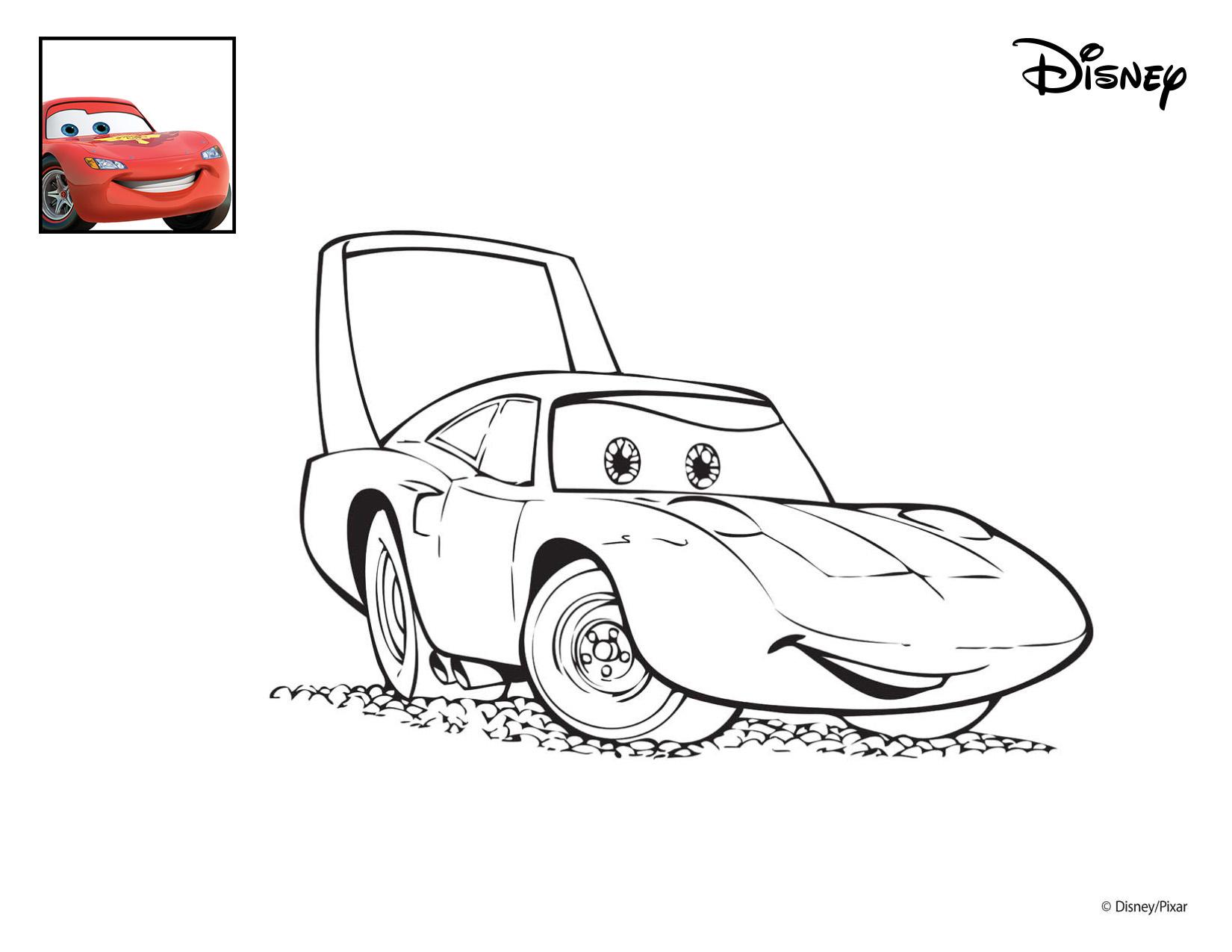 Ausmalbilder Cars Zum Ausdrucken : Malvorlagen Autos Kostenlose Ausmalbilder Mytoys Blog
