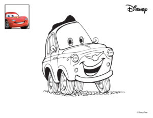 Disney Cars Malvorlagen Mytoys Blog